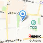 Банк Финансовая корпорация Открытие на карте Ярославля