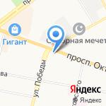 АБВ Строй на карте Ярославля