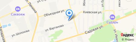ГорСтрой на карте Аксая