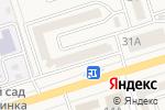 Схема проезда до компании Сигма в Аксае