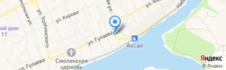 ЭНЕРГОСБЫТ РОСТОВЭНЕРГО на карте Аксая