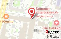 Схема проезда до компании Федеральная служба сервиса в Ярославле