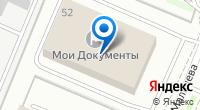 Компания Секретарь на карте