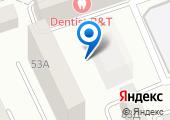 Строящийся жилой дом по ул. Платова (г. Аксай) на карте