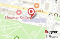 Схема проезда до компании Книги и Люди в Ярославле