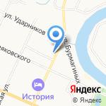СаМат на карте Вологды