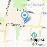 101 РОЗА на карте Ярославля