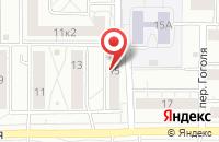 Схема проезда до компании Мир здоровья в Ярославле