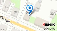 Компания Новация+ на карте