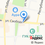 Florbazar на карте Ярославля