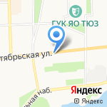 Мечта на карте Ярославля