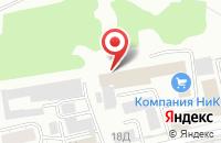 Схема проезда до компании Рекламное агентство Анны Овченковой в Ярославле