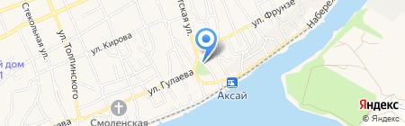 ЗАГС Аксайского района на карте Аксая