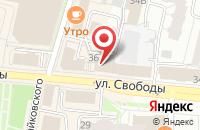 Схема проезда до компании Magic moment в Ярославле