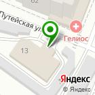 Местоположение компании Авто-Универсал