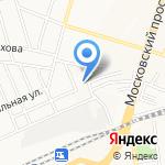 Инженерные системы на карте Ярославля