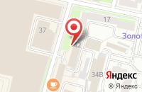 Схема проезда до компании Инспекция государственного строительного надзора по Ярославской области в Ярославле