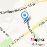 АйТи-Консалтинг на карте Ярославля