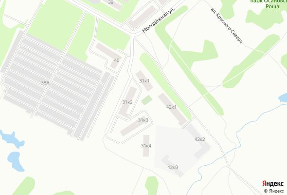 купить квартиру в ЖК Осановские зори по ул. Молодежной