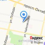 Зетта Страхование на карте Ярославля