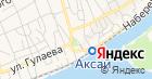 Управление социальной защиты населения Аксайского района на карте