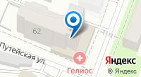 Компания Артель на карте