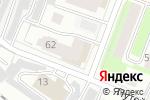 Схема проезда до компании Артель в Вологде