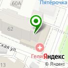 Местоположение компании Вологдаагропроект