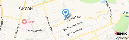 Аптека на карте Аксая