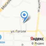 Детский сад №89 на карте Ярославля