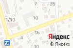 Схема проезда до компании Родина-2 в Аксае