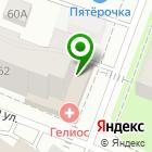 Местоположение компании Транспроект