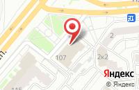 Схема проезда до компании Отдел организационной работы и взаимодействия с общественностью в Ярославле
