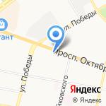 Умные окна на карте Ярославля