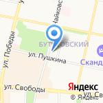 Центр еврейской культуры на карте Ярославля