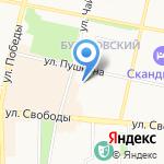 Региональный Центр Консалтинговых услуг на карте Ярославля