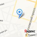 ФАО на карте Ярославля