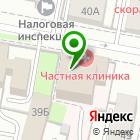 Местоположение компании Профтехнологии