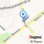 WebTime studio на карте Ярославля
