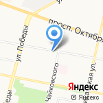 Профтехнологии на карте Ярославля