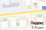 Схема проезда до компании Vip свет в Ярославле