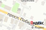 Схема проезда до компании АгроТехСток в Вологде