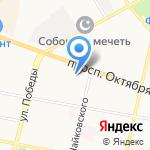 Телесервис на карте Ярославля
