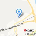 ЦАРМ на карте Ярославля