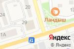 Схема проезда до компании Магазин автотоваров в Аксае