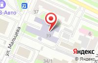 Схема проезда до компании Крылатое Братство в Вологде
