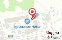 Схема проезда до компании Связьстрой в Ярославле