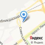 Альфа-Центр Здоровья на карте Ярославля
