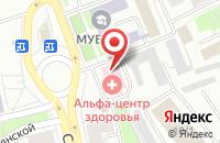Схема проезда до компании Incap в Ярославле