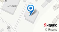 Компания МЕРА на карте